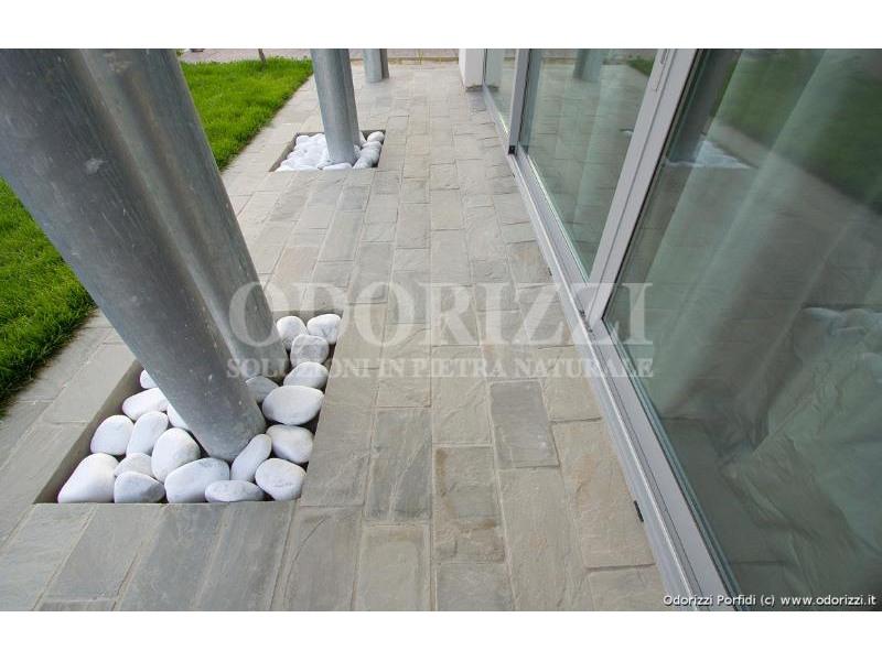 Piastrelle tranciate quarzo arenaria